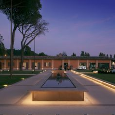 Our projects: Barton Park, Perugia Arch Light, Public Square, Indirect Lighting, Green Business, White Lead, Landscape Lighting, Minimal Design, Water Features, Facade