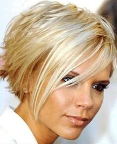 short haircuts for fine hair - Google Search More
