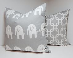 Hey, I found this really awesome Etsy listing at https://www.etsy.com/listing/152412460/decorative-pillow-set-greywhite