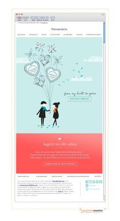 Brand: Tiffany & Co. | Subject: Comme un parfum d'amour