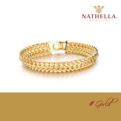 #Nathella #KnowYourJewellery #MoreAboutGold  An attractive and highly valued metal, gold has been known for at least 5500 years.  Gold is the most malleable and ductile of all known metals. A single ounce of gold can be beaten into a sheet measuring roughly 5 meters on a side.   Pure gold is soft and is usually alloyed with other metals, such as silver, copper, platinum or palladium, to increase its strength.