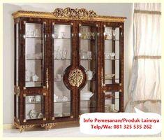 Cabinet Design, Door Design, Wood Sleigh Bed, Crockery Cabinet, Rococo Furniture, Furniture Design, Luxury Sofa, Home Office Decor, Home Decor