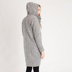 Schnittmuster Mantel Malu für Woll- und feste Baumwollstoffe von Schnittchen für 5€