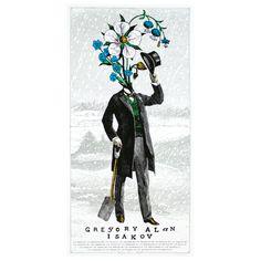 Winter 2015 Tour Poster | Gregory Alan Isakov | Online Store, Apparel, Merchandise & More
