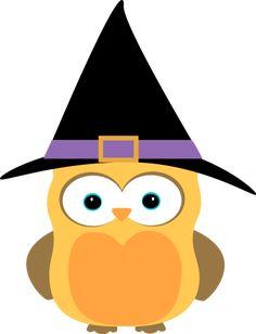 Halloween Owl Clip Art - Halloween Owl Image