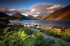 Lake District, Inglaterra. Este bello paisaje con los bellos acentos ingleses... como no querer visitar este sito!