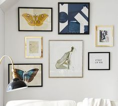 These casual and contemporary frames with an included mat are a wonderful way to showcase special photos. Picture Frame Display, Picture Frames, Contemporary Frames, Modern Art, Gallery Frames, Gallery Walls, Gold Map, Art Inspo, Pottery Barn