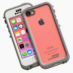 LifeProof nüüd funda impermeable para iPhone 5c
