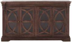 FOYER for shoes -Circle Sideboard - Sideboard - Sideboard Buffet - Buffet Cabinet - Media Cabinet - Tv Cabinet | HomeDecorators.com