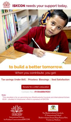 Education is the key to unlock the door of success. Support Education! Help a child for this cause! http://newbgis.org/ +91- 8468869001