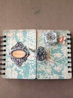 Gate Fold Mini Album by HandmadeByDorothy on Etsy, $20.00