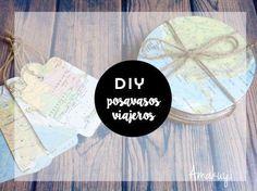 DIY Posavasos Viajeros - Contenido seleccionado con la ayuda de http://r4s.to/r4s