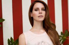 Lana Del Rey Born to Die era photoshoot