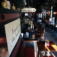 Flann O'Brien's, Nightlife, Irish Pub, Trivia Night, After-Work Watering Hole, Mission Hill, 1619 Tremont St, Boston, MA 02120