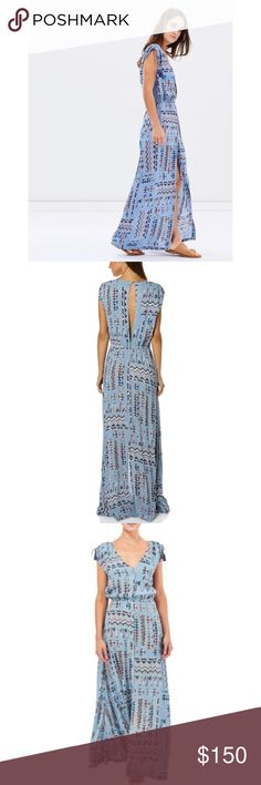 🌵TIGERLILY CAMPECHE MAXI BOHO DRESS TRIBAL PRINT Beautiful Maxi Dress with mosaic tribal print Brand new with tags never worn Tigerlily Dresses Maxi