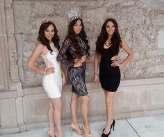 <p>Chihuahua, Chih.- Esta mañana el director estatal de Miss Teen Universe Chihuahua, Sebastian Cotman, informó que hay tres jóvenes reynas