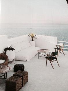 Patio Interior, Interior And Exterior, Interior Modern, Scandinavian Interior, Interior Ideas, Outdoor Spaces, Outdoor Living, Outdoor Decor, Ideas Terraza