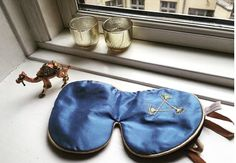 """Relax Eye Mask added by @simoneingemann """"Sweet dreams are made of these."""""""