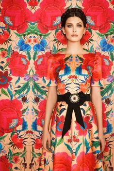 See the World Through Pattern and Colour, Temperley London
