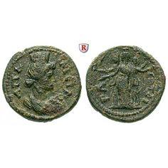 Römische Provinzialprägungen, Phrygien, Apameia, Autonome Prägungen, Bronze 2.-3.Jh. n.Chr., ss: Phrygien, Apameia. Bronze 2.-3.Jh.… #coins