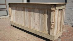 reclaimed timber shop counter                                                                                                                                                                                 More