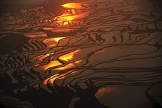 80 Terraces are another world The beautiful scenery in hd photos in China Know about China Chinas tourism