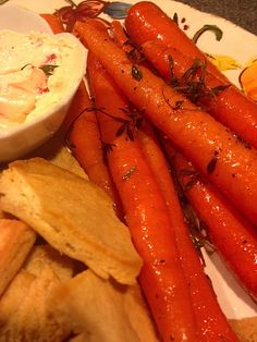 How to Roast Carrots for an Easy Appetizer | reluctantentertainer.com Reluctant Entertainer I Sandy Coughlin - Lifestyle, Entertaining, Food, Recipes, Hospitality and Gardening