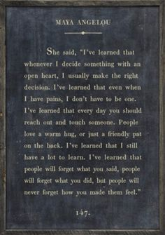 Art Print - Maya Angelou A perfect mix between vintage and contemporary, these Book Collections Art Prints are hand framed in reclaimed wood. Each print is available in White, Cream, and Charcoal with