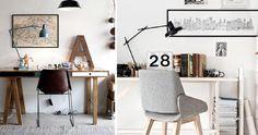 Δημιουργήστε έναν όμορφο χώρο γραφείου για να δουλεύετε από το σπίτι