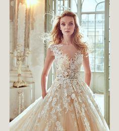 Wedding Dress Nicole NIAB17092 2017