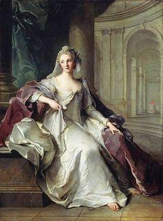 Princess Henreitte   King Louis XV's daughter