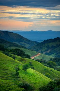 'The Road Beyond' - Monteverde Cloude Forest in Costa Rica;  photo by Dylan Patrick, via 500px