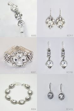 Haute Bride Accessories
