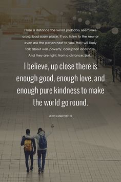 I believe there is enough good, enough love, and enough pure kindness to make the world go round. *Love this quote from The Kindness Diaries and this list of documentaries to watch with kids on Netflix. Be sure to check out the recommendations at the end of the post from parents too.