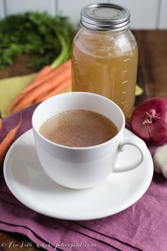Pressure cooker bone broth #paleo #aip