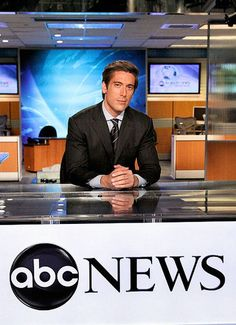 ABC World News with David Muir .. This is the only time i watch the news.
