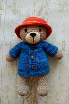 Paddington crochet pattern Amigurumi bear pattern Stuffed animals pattern Paddington crochet pattern Amigurumi bear pattern Stuffed animals pattern,Teddy Related Wonderful Free Pattern Crochet Bags Project Ideas You Have Never Seen Before - Page. Crochet Bear Patterns, Amigurumi Patterns, Crochet Animals, Crochet Toys, Crochet Bunny, Knitted Toys Patterns, Crochet Stuffed Animals, Knitting Patterns, Magic Ring Crochet