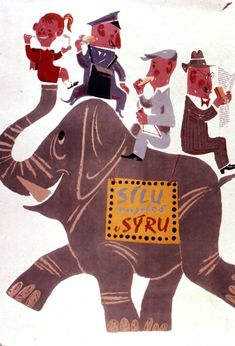 Gallery of beautiful vintage travel posters - Boing Boing (cross-pin to the Elephants board? Vintage Advertisements, Vintage Ads, Illustrations, Illustration Art, Illustration Children, 1950s Posters, Kenya Travel, Art Prints For Home, Simple Cartoon