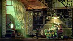Mr. Hublot Oscar du meilleur court métrage d'animation 2014 – Disponible sur Arte  7