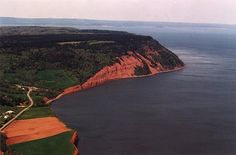 Beautiful Cape Blomidon, Nova Scotia, Canada