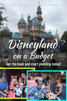 Make 2016 your Disneyland year! Disneyland on a Budget, the best tips for taking that dream vacation on a budget.