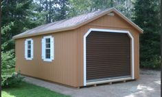 Easily build your own boat storage shed out of a wooden shipping crate! Boat Storage, Shed Storage, Wooden Shipping Crates, Diy Wooden Crate, Roll Up Doors, Hickory Furniture, Build Your Own Boat, Outdoor Sheds, Cabana