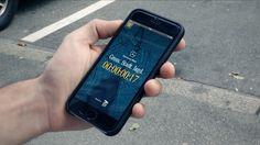 Mercedes Benz vuelve a hacerlo!! Esta aplicación usada por 3000 personas hacía que todo el mundo corriera y escapara lo más lejos del carro...