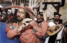 Piso de estudiantes en Rambla de Alicante. España.Mercado Medieval. Muy divertido y pintoresco. Se celebra en junio