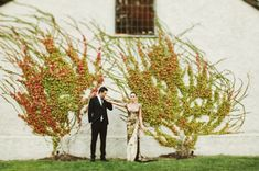 Gold Yarra Valley Wedding