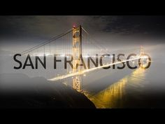 San Francisco Views in one minute - EXPEDIA (Drone, GoPro, Hyperlapse and Timelapse Video)