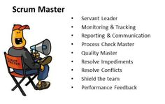 Role of the scrummaster