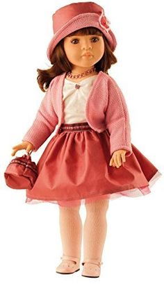 """Paola Reina Las Reinas Lidia 23.6"""" Jointed Doll (Made in Spain) by Paola Reina"""
