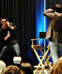 Jensen and Misha