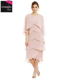 79a5e447aaa Modest Tiered Dress Modest Outfits